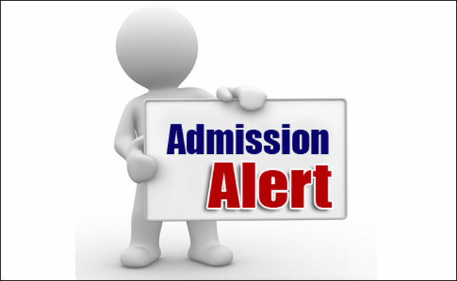 TOPS 2020 ADMISSIONS